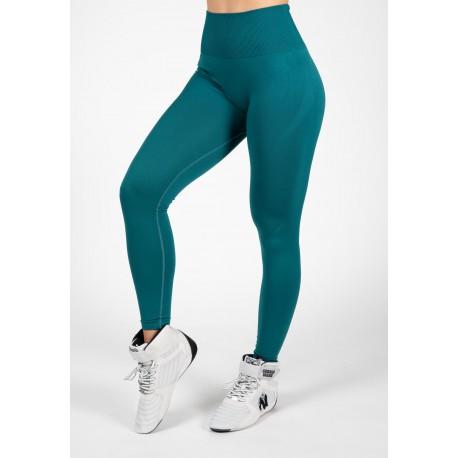 Yava Seamless Leggings, green