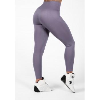 Yava Seamless Leggings, gray