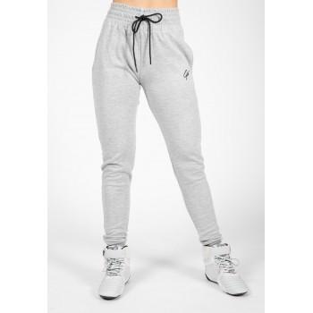 Pixley Sweatpants Szare - Damskie spodnie dresowe