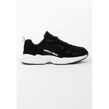 Newport - czarne buty sneakers