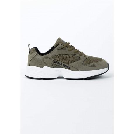 Newport - zielone buty sneakers