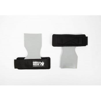 Lifting Grips - czarno/szare pady do treningu