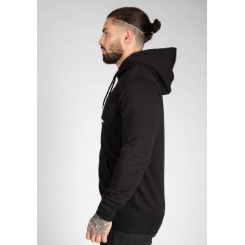 Classic Hoodie - czarna bluza z kapturem