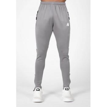 Benton Track Pants - szare spodnie dresowe
