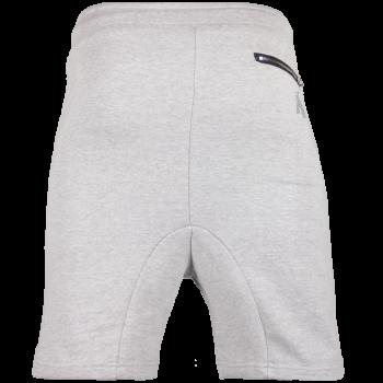 Alabama Drop Crotch Shorts, Grey