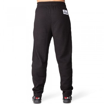 Augustine Old School Pants, Black