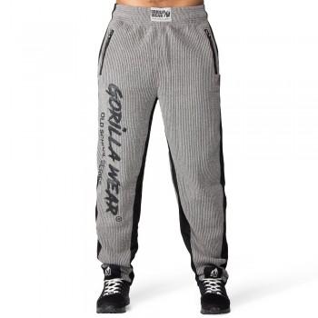 Augustine Old School Pants, Grey