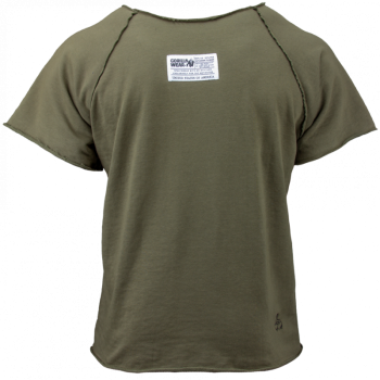 Classic Work Out Top, Army Green