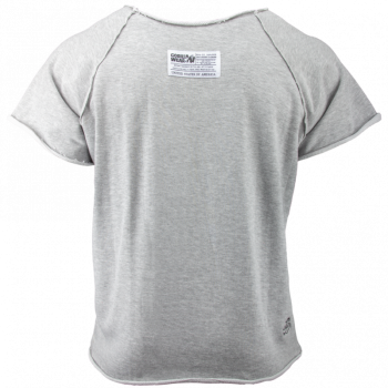 Classic Work Out Top, Grey