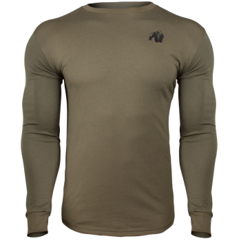 Williams Longsleeve - Army Green