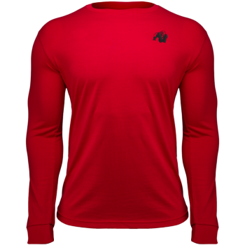 Williams Longsleeve - Red