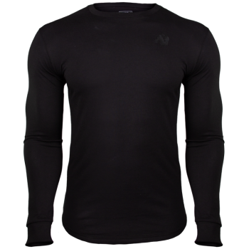 Williams Longsleeve - Black