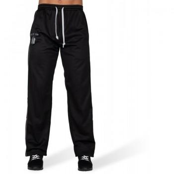 Functional Mesh Pants Black/White
