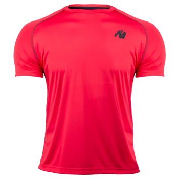 Performance T-shirt Red/Black