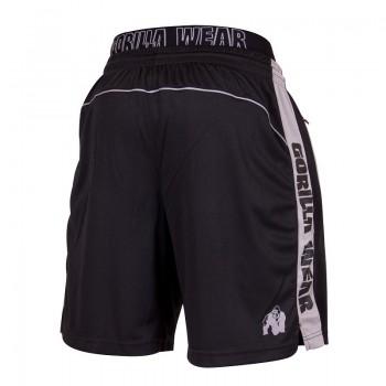Shelby Shorts - Black/Grey