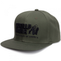 Dothan Cap - khaki czapka z daszkiem