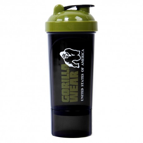 Shaker Compact, Army Green