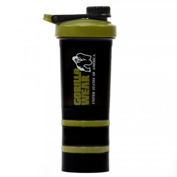 Shaker 2 GO, Army Green