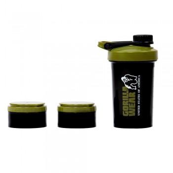 Shaker 2 GO, Army Green