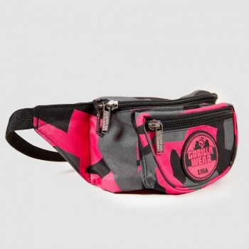 Stanley Fanny Pack - Pink Camo
