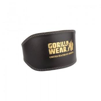 Full Leather Padded Belt