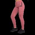 Shawnee Joggers - czerwone damskie spodnie dresowe
