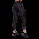 Savannah Mesh Tights - Black