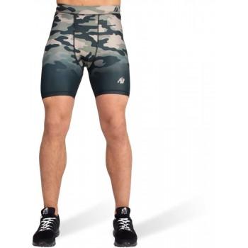 Franklin Shorts, Army Green Camo