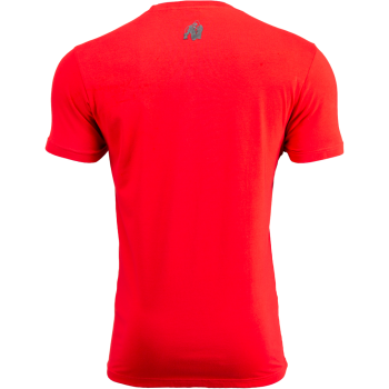 Rock Hill T-shirt - Red