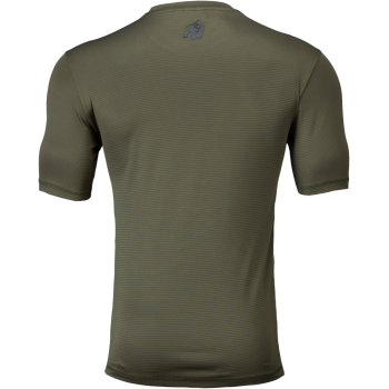 Branson T-shirt, Army Green