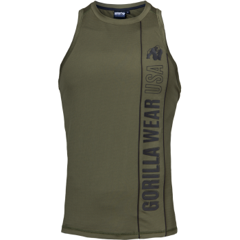 Branson Tank Top, Army Green