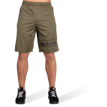 Branson Shorts, Army Green
