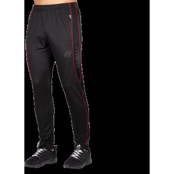 Branson Pants, Black/Red