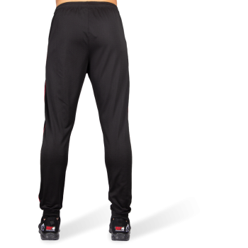 Branson Pants, Black/Red