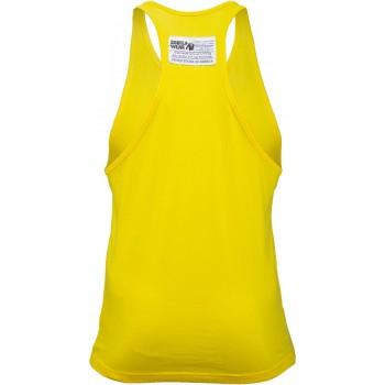 Classic Tank Top Yellow