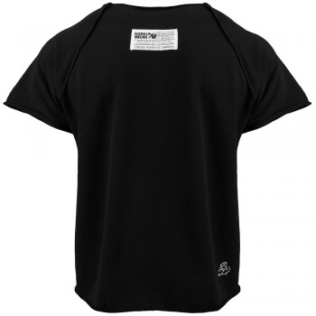 Classic Work Out Top, Black