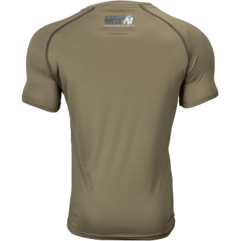 Performance T-shirt, Army Green