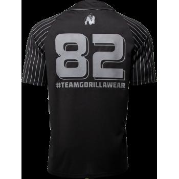 82 Jersey, Black
