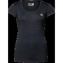 Cheyenne T-shirt - czarna damska koszulka sportowa