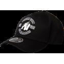 Darlington Cap - czarna czapka z daszkiem Gorilla Wear