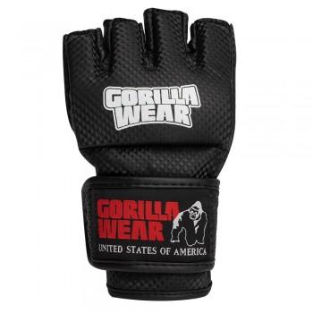 Berea MMA Gloves - Black/White