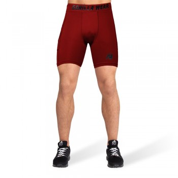 Smart Shorts - Red