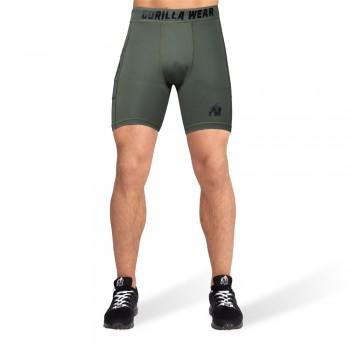 Smart Shorts - Army Green