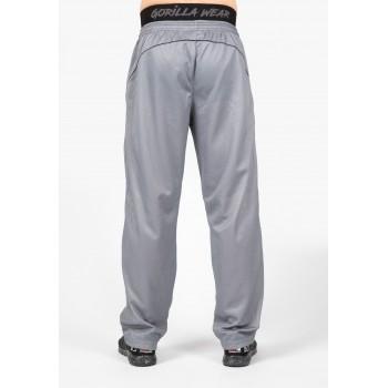Mercury Mesh Pants - Szaro/Czarne spodnie treningowe