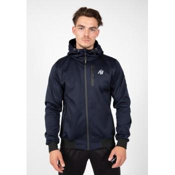 Glendale Softshell Jacket Navy - granatowa bluza męska