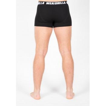 Boxershorts 3 Pack - czarne bokserki męskie