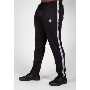 Reydon Mesh Pants 2.0 - czarne lekkie spodnie treningowe