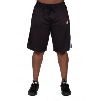 Reydon Mesh Shorts 2.0 - czarne spodenki na trening