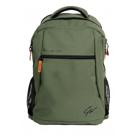 Duncan Backpack - zielony plecak sportowy