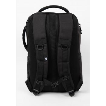 Akron Backpack - czarny plecak sportowy